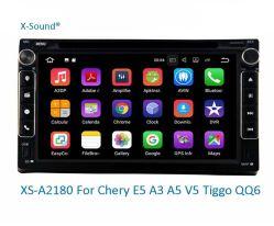 2DIN Android 8.1 Voiture auto stéréo DVD Lecteur multimédia pour Chery A3 A5 Tiggo Pâques avec WiFi BT