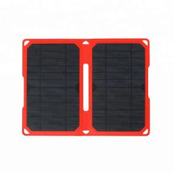 14W солнечной портативный USB с питанием от батареи мобильного телефона банк складной панели зарядного устройства лучшим поставщиком