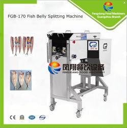 Fgb-170 промышленных рыбных танец живота разделение машины, Рыбы Filleting машины