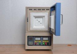 Высокая температура цифровой контроллер цена Muffle печь, мини-высокой температуры кристаллизации с электроприводом керамические Muffle поле формы печи 1200
