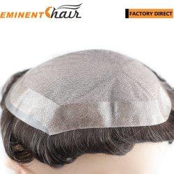 изготовленный на заказ<br/> мужчин Toupee Реми волос