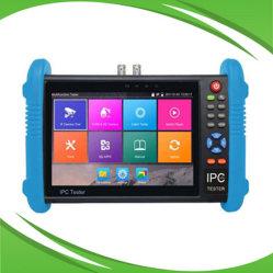 جهاز اختبار كاميرا تناظري مع WiFi/IP/Ahd/HD-CVI/TVi/Analog بحجم 7 بوصات