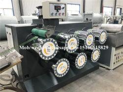 Venta caliente de la máquina de plástico polipropileno plástico PET de monofilamento de la extrusora de fibra de PVC PE