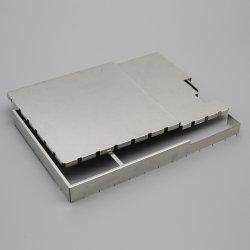 Placage au nickel plate précision personnalisé PCB cosse métallique