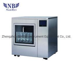 Schoonmakende Machine van de Was van de Petrischaal van de Fles van het laboratorium de Automatische 200L