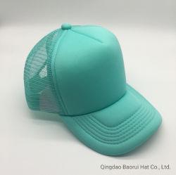 Espuma de las ventas en caliente de mallas de deporte gorras de béisbol de camionero