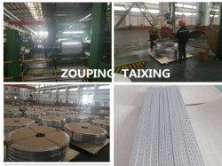 3003 H19 Bande d'aluminium pour l'entretoise (creuse) verre isolant