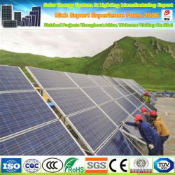 Высокая эффективность продаж с возможностью горячей замены 345 Вт 350W Mono Солнечная панель A Категория Monocrystalline кремния 4bb 5bb сотовый из Китая на заводе