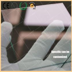 Elektronische Glassubstratfläche/Kronglas 100 × 100 × 1.1mm