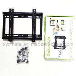 메탈 범용 평면 패널 스크린 LCD LED TV 벽면 마운트 브래킷