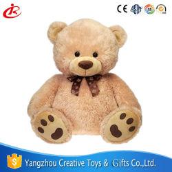 Orso molle su ordinazione dell'orsacchiotto del bambino del giocattolo della peluche dell'animale farcito