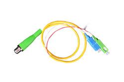Мини-передатчика 1550 нм оптических сетей FTTH с Wdm