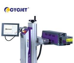 Автоматическая Распылите CO2 для полетов лазерная маркировка машины на косметическом салоне