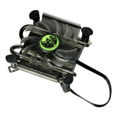 Mini Short cas ventilateur de refroidissement CPU (CPU CW918)