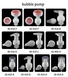 SRS envases cosméticos plástico pulverizador de gatillo o la loción/spray/pulverizadora/niebla fina/Perfume//bomba de espuma de dispensador de Airless