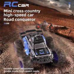 سيارة صغيرة عالية السرعة مزودة بناقل حركة صور في الوقت الحقيقي بالكاميرا
