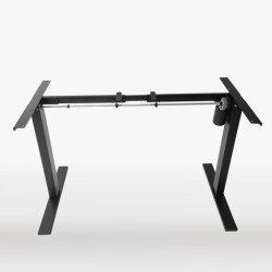 Elettrici ergonomici anticollisione si siedono la condizione sullo scrittorio registrabile di altezza