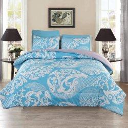 100% Polyester Home Textile 7PCS CAPOT LIT Ensemble de literie en duvet