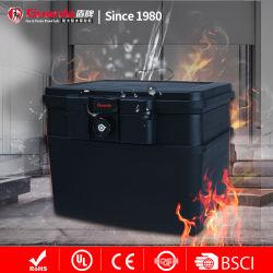 機密保護のCheapoffice A4のサイズ文書水耐火性の安全なボックス0.62cuft