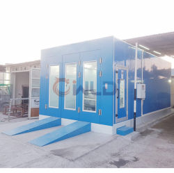 غرفة Wld7200 Spray Booth / Cabin De Peinture / Car سعر آلة الرسم / معدات إصلاح السيارات بالجملة مع CE
