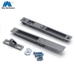 Aleación de aluminio de doble cara de alta calidad deslizando la traba para la ventana
