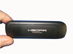 3.5G HSDPA/HSUPA USB sans fil carte modem/réseau