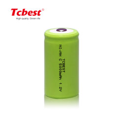 A-Klasse Qualität garantiert 1,2V NiMH/Ni-MH SC/Sub C 3000mAh Batterie Mit CE RoHS