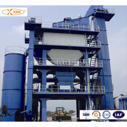 160T/H Bitume fixe le traitement par lot de l'asphalte usine de mélange (LB2000) pour la construction de routes