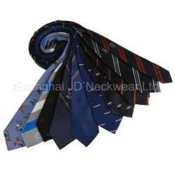 Cravatte corporative di seta del poliestere