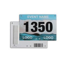 Numeri correnti su ordinazione della carta da stampa di colore completo della busbana francese della corsa