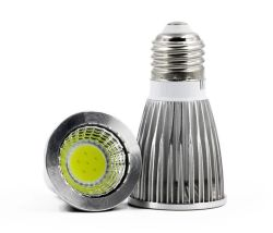 مصباح LED اللزج Spotlight بقوة 3 واط، 5 واط، 7 واط، مصابيح LED E27 بقوة 10 واط E14 GU10 Gu5.3 220 فولت تيار مستمر 12 فولت MR16 LED دافئة مصباح LED أبيض بارد