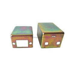 Cubierta de la lámpara de metal duradero alquiler de equipo de electrodomésticos de acero inoxidable estampado de metales preciosos