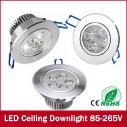 9W LED des Punkt-LED Downlight Dimmable helle vertiefte Lampe Dekoration-Decken-der Lampen-220V AC85-265V LED