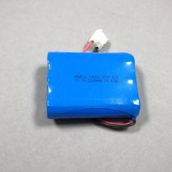18650 1900mAh nachladbare Batterie des Batterie 11.1V Li-Ionbatterie-Satz-12V 1.9ah