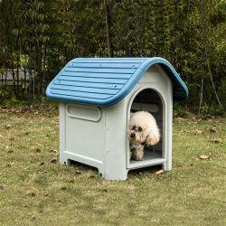 屋外の使用のための贅沢で大きい犬小屋Foldableプラスチックペット家