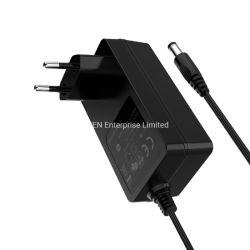 UL / En / IEC 61347 Grado SMPS externo de 36W 12V 3Un transformador de pared de 1,5 a 24V AC Adaptador de corriente DC 36V Fuentes de alimentación 9V de salida de la única fuente de alimentación de conmutación
