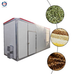 Automatisches Nahrungsmittelfrucht-Gemüse-Entwässerungsmittel-trocknende Trockner-Maschine Ägypten