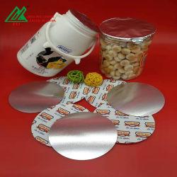 Induktions-Aluminiumfolie-Schutzkappen-Dichtungwads-Schutzkappen-Zwischenlage-Lieferant