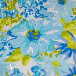 100%Polyester stampato con il tessuto di Lurex