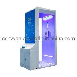 Erfahrene allgemeine erfassende Sterilisation-Geräten-Desinfektion-Tunnel-Desinfektion-Tür