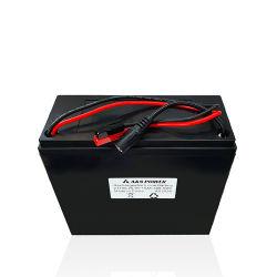 Аккумуляторы на заводе 24V 15AH литий-ионный аккумулятор 25.9V Li Ion батарей для солнечного освещения улиц/резервного копирования системы хранения данных/поле для гольфа тележки