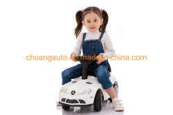 Mercedes Benz SLR autorizados para niños de paseo en coche de inserción de bebé scooter