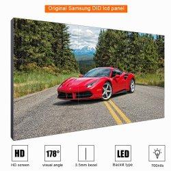 Splinterscherm 2X2 3X3 46 inch Sla smalle rand Videowall op. Digital Player Signage Advertising CCTV Background Monitor Panel Video Wall LCD-scherm