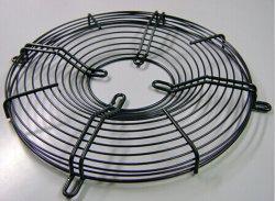 De Grill van de Wacht van de Ventilator van het Metaal van het Deel van de Opening van de Controle van de Temperatuur van de airconditioning