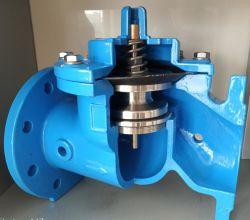 Revestimiento epoxi de hierro dúctil Válvula reductora de presión