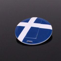 Бизнес-кредитной карты флэш-накопитель USB 8 ГБ Ultraslim Small Mini размера с высокой скоростью OEM ODM 2.0 usb-stick оптовой памяти Memory Stick™