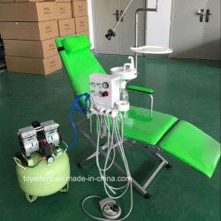 Eenheid van de Turbine van de Stoel van het Ziekenhuis van de Elektriciteit van de goede Kwaliteit de Vouwbare Tand