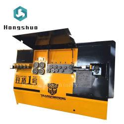 Automatisch verbiegende Stahlrod-Maschine/automatischer Eisenrebar-Draht-Steigbügel-verbiegende Maschine automatisch