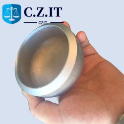 ANSI B16.9 бесшовных стальных трубопроводов установки заглушки трубы из нержавеющей стали
