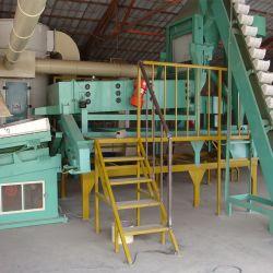 공장 공급 1980년대부터 기계장치 씨 청소 기계의 가공을 씨를 뿌린다